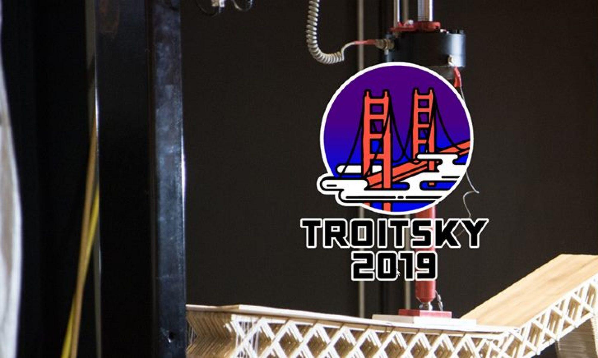 U of T Troitsky Bridge Building Club